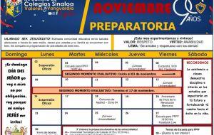 Noviembre 2020 - PREPARATORIA HTES.